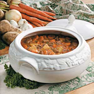 Healthy Beef Stew Recipe