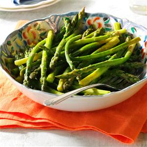 Honey-Lemon Asparagus Recipe