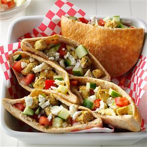 Hearty Chicken Gyros Recipe