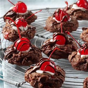 Chocolate-Covered Cherry Delights Recipe