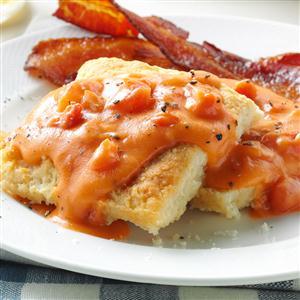 Tarver Tomato Gravy Recipe