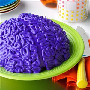 Brainy Cake Recipe