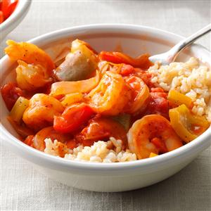 Quick Shrimp Creole Recipe