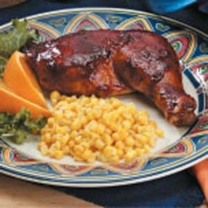 Molasses Barbecue Sauce Recipe