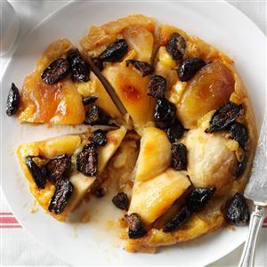 Figgy Apple Brie Tart Recipe