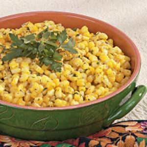 Herbed Corn Recipe