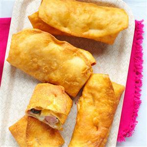 Pigs in a Poncho Recipe