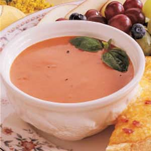 Flavorful Tomato Soup Recipe