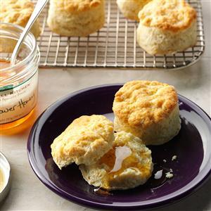 Sour Cream Cut-Out Biscuits Recipe
