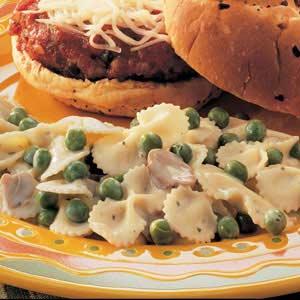 Italian Pasta and Peas Recipe