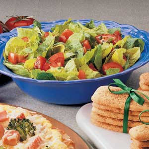 Tangy Tossed salad Recipe
