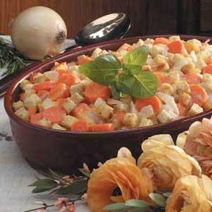 Harvest Carrots Recipe