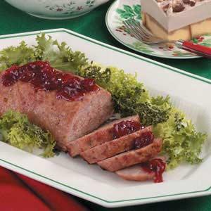 Moist Ham Loaf Recipe
