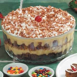 Gingerbread Trifle Recipe