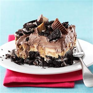 Peanut Butter Chocolate Dessert