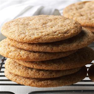 Snickerdoodle Crisps Recipe
