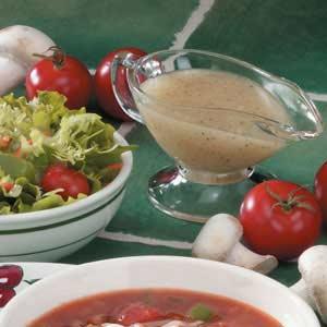 Herbed Onion Salad Dressing Recipe