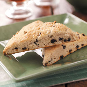 Currant Scone Mix Recipe