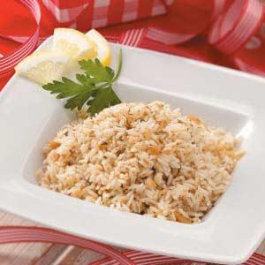 Almond Rice Seasoning Mix Recipe