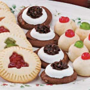 Chocolate Mallow Cookies Recipe