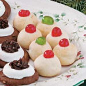 Cherry Surprise Cookies Recipe