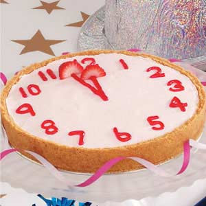 Countdown Cheesecake Recipe