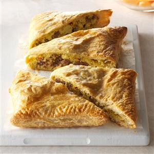 Southern Brunch Pastry Puff Recipe