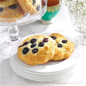 Buttermilk Blueberry Scookies Recipe