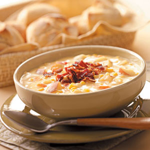 Autumn Chowder Recipe