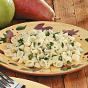 Garlic-Buttered Pasta