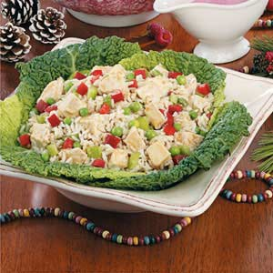Chicken and Rice Salad Recipe