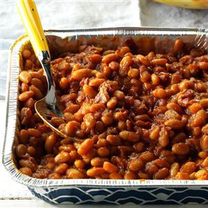 Jen's Baked Beans  Recipe