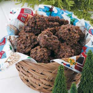 No-Bake Chocolate Oat Cookies Recipe