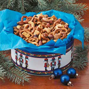 Cereal Crunchies Recipe