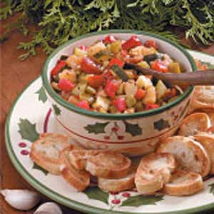Mediterranean Salsa Recipe