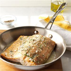 Oven-Roasted Salmon Recipe