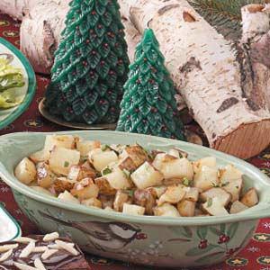 Western Cubed Potatoes Recipe