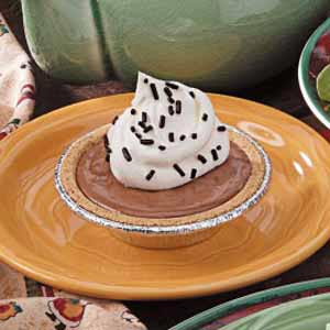 Chocolate Almond Tarts Recipe