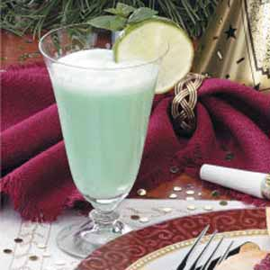 Creamy Lime Chiller Recipe