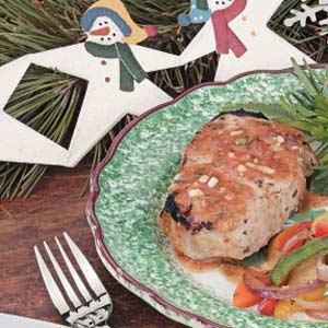 Garlic-Lime Pork Chops Recipe