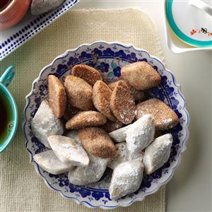 Mexican Cinnamon Cookies Recipe