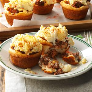 Individual Shepherd's Pies Recipe