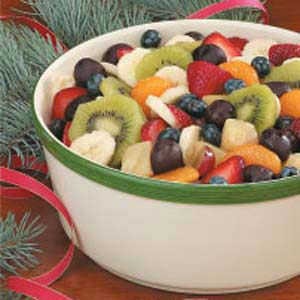 Quick Fruit Medley Recipe