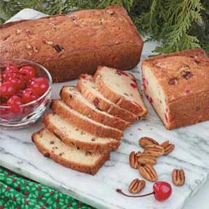 Cherry Nut Bread Recipe
