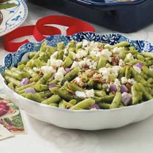Green Bean Feta Salad Recipe