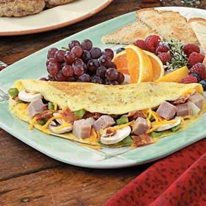 Farmhouse Omelets Recipe