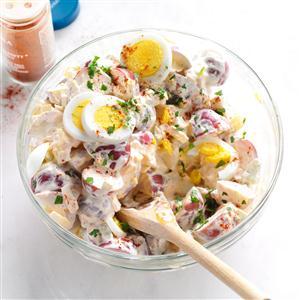 Mom's Super Stupendous Potato Salad Recipe