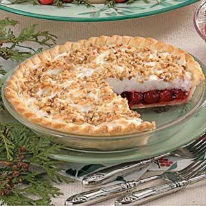 Cherry Meringue Pie Recipe