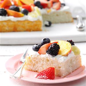 All-American Sheet Cake Recipe