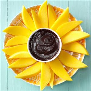 Mexican Chocolate Dip Recipe